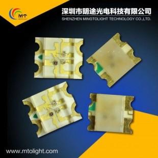 数码管专用0603白灯 超高亮 抗静电 贴片LED灯珠