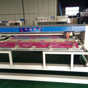 自动检测断线的绗缝机多少钱    家用的花型绗缝机哪里买