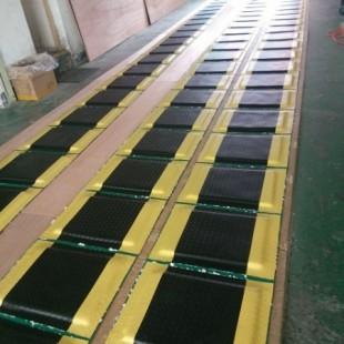 抗疲劳地垫和防静电地垫哪种好?卡优抗疲劳垫工厂