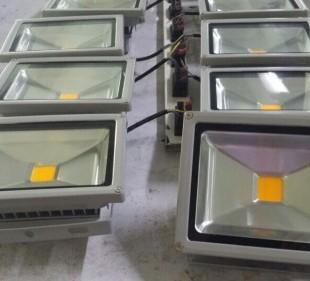 耀科优质LED50W投光灯 YKTGD500150户外防水