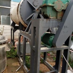 现货大量供应二手不锈钢1立方---5立方真空耙式干燥机