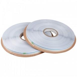 升强胶带定做PE05蓝线封缄双面胶带opp塑料袋封口不干胶条