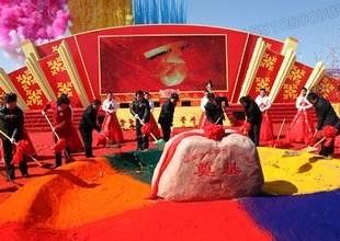 小西天LOGO墙制作 亚克力加工 亚克力桌牌 亚克力门牌