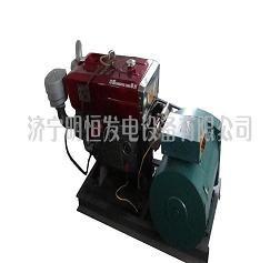电启动10kw纯铜线柴油发电机组,10千瓦电焊专用发电机
