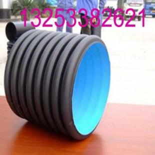 聚乙烯双臂波纹管dn200管道工程化学性能稳定巨联工厂制造