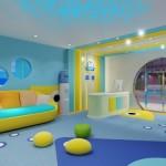 婴幼儿游泳馆水上乐园设计与施工