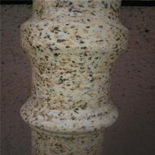 花瓶柱水包水多彩漆山东多彩涂料