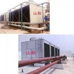 供陕西铜川开式冷却塔和延安闭式冷却塔