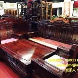 老挝红酸枝上涨的原因|朝阳红木家具厂家直销|源明清供