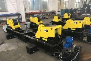 可调式焊接滚轮架厂商 可调式焊接滚轮架供应商 兰亭供