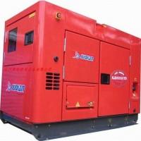 供应巨电静音豪华型柴油发电机KJD66000TD