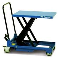 供应脚踏式升降平台车、液压升降平台车、双剪式升降