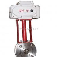 电动中温球阀,流量调节阀,电动蒸汽阀门,执行器