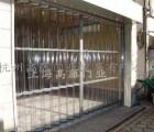 杭州门业供应透明PVC门帘