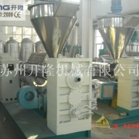 PP、PE造粒生产线/水环造粒设备