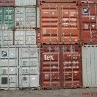 二手集装箱买卖/上海二手集装箱销售