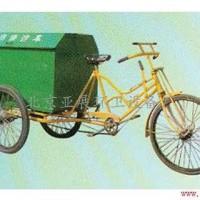 供应封闭式三轮垃圾车