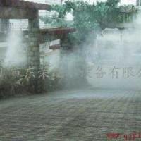 喷雾降温设备-广场喷雾降温系统-喷雾降温-雾化设备