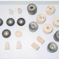 纤维钢丝磨轮,漆包线磨漆机专用磨轮