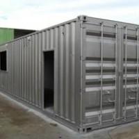 集装箱生活房,移动办公集装箱,住人集装箱宿舍