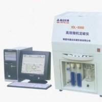 微机定硫仪