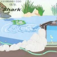 CASA 卡萨鱼池生态活水过滤设备