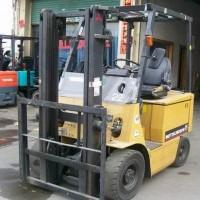 供应二手MITSUBISHI三菱1.5吨电动叉车