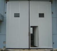 成都钢质保温门厂家13088013160