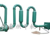 富威重工炭粉成型机fw-70炭粉木炭制棒机