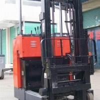 供应二手KOMATSU小松前移式1吨电动叉车带侧移