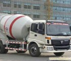 随州EBD长期供应福田四方混凝土搅拌运输车