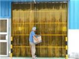 广西贵港食品车间密封防尘防虫快速卷帘门 高速门专业生产厂家