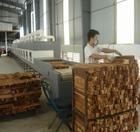 济南微波木材干燥设备