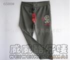 中山时尚针织休闲女童长裤