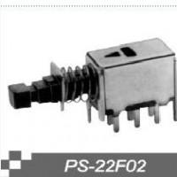 拨动开关 PS-22F02 强力拨动开关元件