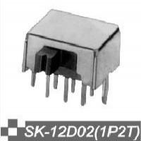 供应优质拨动开关SK-12D02