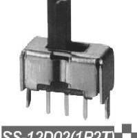 供应高品质拨动开关SS-12D02(1P2T)拨动厂家