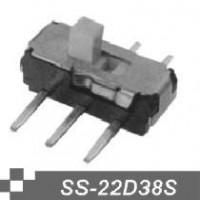 供应拨动开关元件SS-22D38S、SS-24D12迷你拨动开关厂商