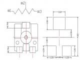 供应MEL7136 外置电阻可调、1A线性LED驱动IC
