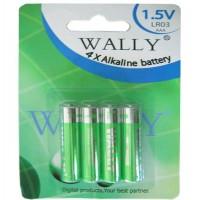 惠州WALLY牌 LR03 碱性电池