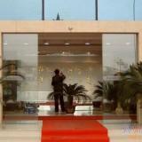 北京市海淀区安装玻璃门维修地弹簧57217599技术精 价格低
