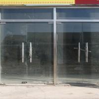 上海玻璃门锁安装维修 GMT地弹簧安装 不锈钢拉手维修