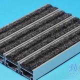 苏州防尘地垫  除尘地垫  刮泥地垫 铝合金地垫
