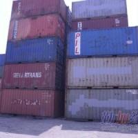 上海二手集装箱改装活动房买卖