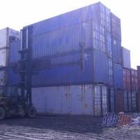 上海二手集装箱出售、供应江苏、浙江两省市县村、