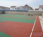 青岛专业铺装塑胶篮球场、人造草足球场等塑胶场地及生产橡胶地垫