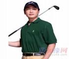 中山中山高尔夫球针织T恤