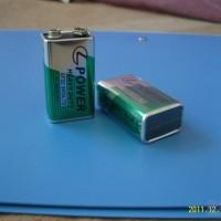 9V碳性干电池6F22