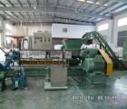 苏州碳酸钙高填充母料造粒机