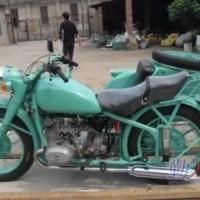 电动边三轮摩托车